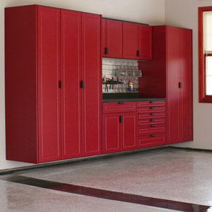 Garage Organization & Storage Cabinets | Des Moines IA